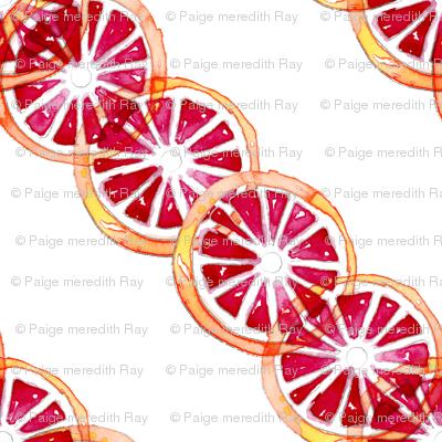 Fruity Drinks : Blood Orange Margaritas