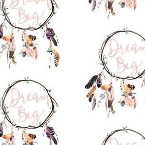 """4"""" Wild & Free / Dreamcatcher"""