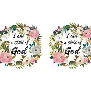 "42""x36"" Child of God / 2 to 1 Yard"