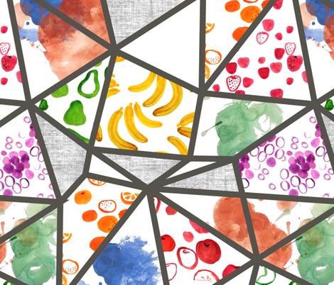Geo Market fabric by mrshervi on Spoonflower - custom fabric