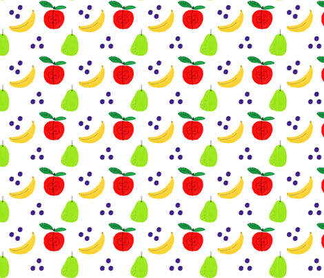 Delicious! fabric by kazakka on Spoonflower - custom fabric