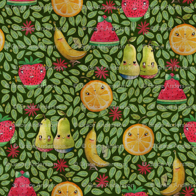 Whimsical Fruitty