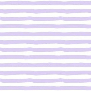 "4"" Lilac Stripes / Lilac Wishes Mix & Match"