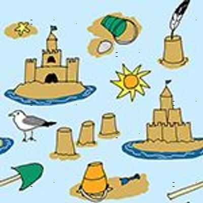 Mini Sandcastles