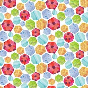 Fruity shapes