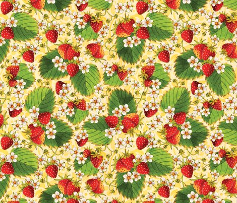 Patricia-shea-designs-yellow-watercolour-strawberries-12-300_shop_preview