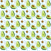 Sleepy Avocados