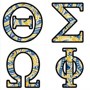 Custom Greek Letters 2