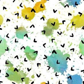 Whimsical Splatter