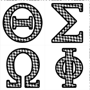 Custom Greek Letters 3
