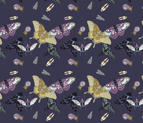 BUGPATTERN_ChloeBulpin_spoonflower fabric by chloe_bulpin on Spoonflower - custom fabric