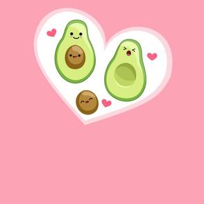Avocado Mamas Panel