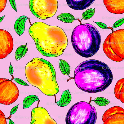 summer_fruits_on_pink
