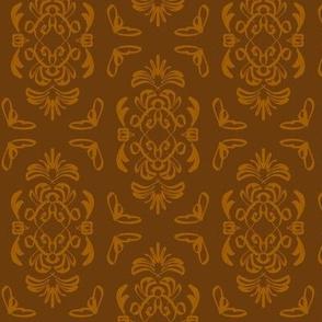 Victorian Wild West Wallpaper