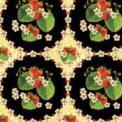 Patricia-shea-designs-strawberries-medallion-yellow_shop_thumb