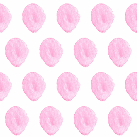 Bird City Pink Balloons fabric by anniedeb on Spoonflower - custom fabric