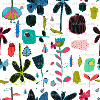 watercolor_insects