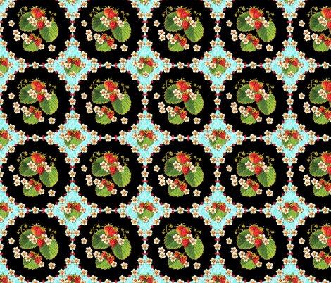 Rrpatricia-shea-designs-strawberries-medallion-aqua_shop_preview