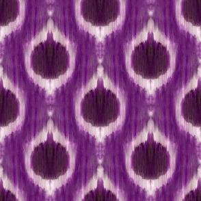 cestlaviv_POM_ikat_ultraviole_18x18