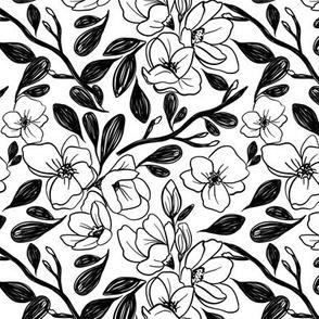Indy Bloom Magnolias B