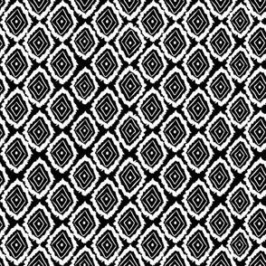 Indy Bloom Design Moroccan Diamond B
