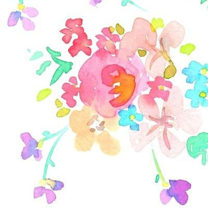 floral multi large