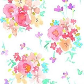 floral multi small