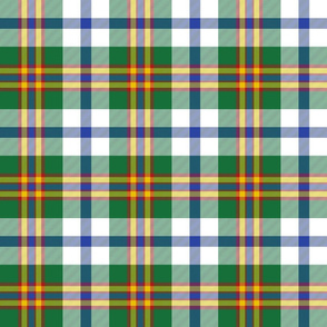 Ainslie Lake district tartan, 6""