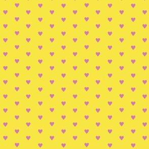 Fer Shurr* (Velvet Banana) || heart love valentine valentines day 80s retro pastel