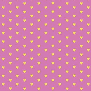 Fer Shurr* (Pink Liza) || heart love valentine valentines day 80s retro pastel