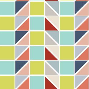 Dynamic Geo Pattern