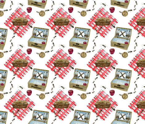 unwanted_guests fabric by pam_ash_designs on Spoonflower - custom fabric