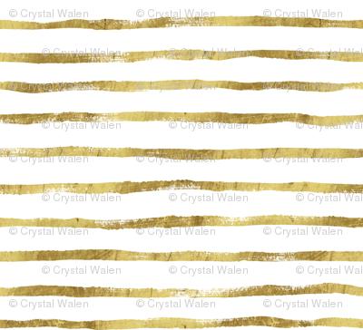 Thin Stripe gold