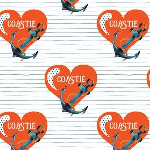 Coastie Stripes