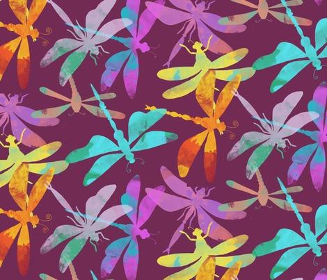 Rrdragonflies_plum-01_contest144617preview