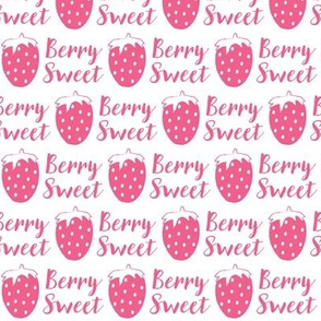 berry-sweet strawberries