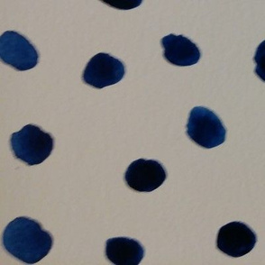 Abstract Blueberries