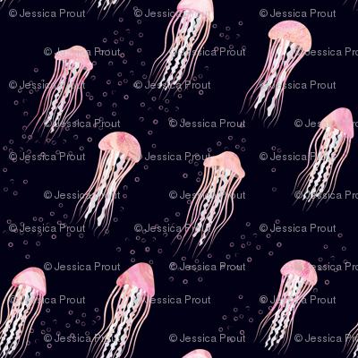 jellyfish - light pink
