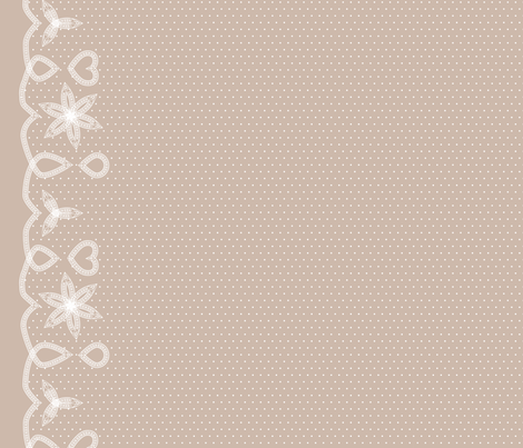 InsectLace1 fabric by et_al on Spoonflower - custom fabric