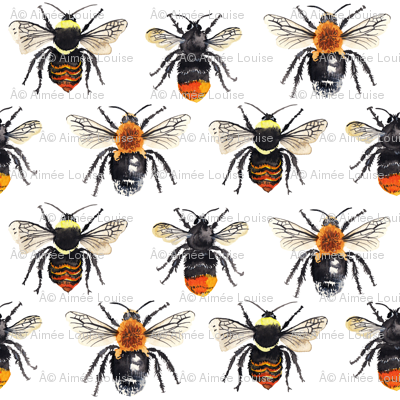 Bumble Bee Grid