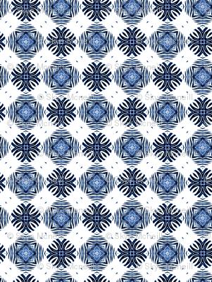 Azores Geometric Tile
