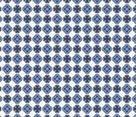 Azores Geometric Tile fabric by orozco_studio on Spoonflower - custom fabric