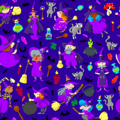 Tiny Witches