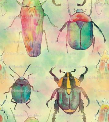 walk like an egyptian beetle