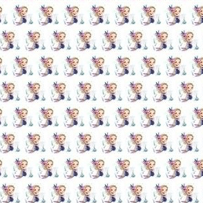 ".75"" Lilac Mermaid Mix & Match"