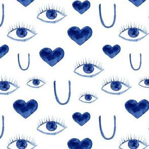 See U, love U