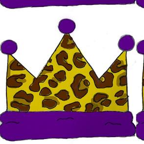Cheetah Crown