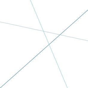 Elkie Blue Lines