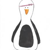 Olivia the Penguin Bride