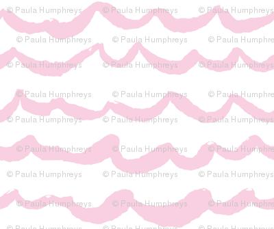 Playful Patterns - Waves of Wonder Pink